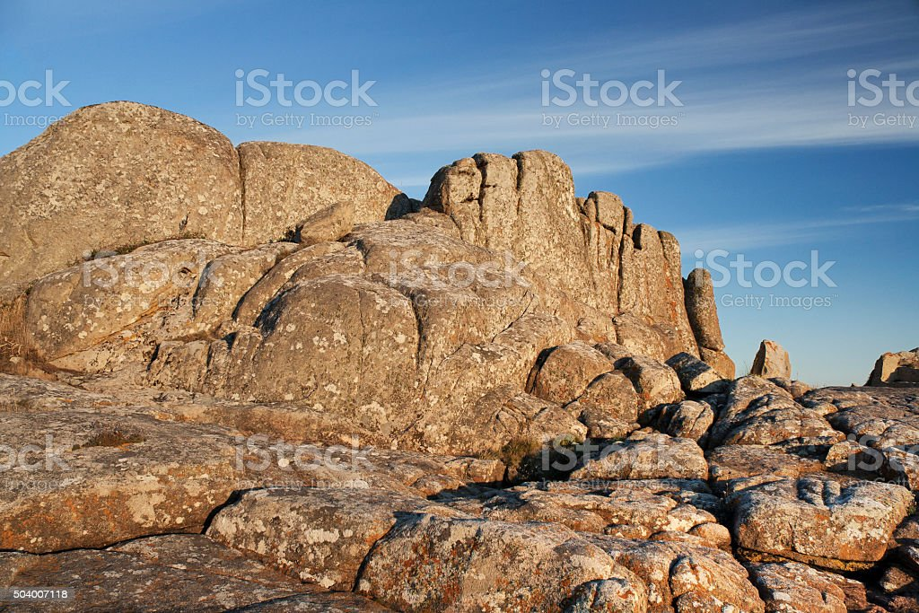 Tor granítico royalty-free stock photo