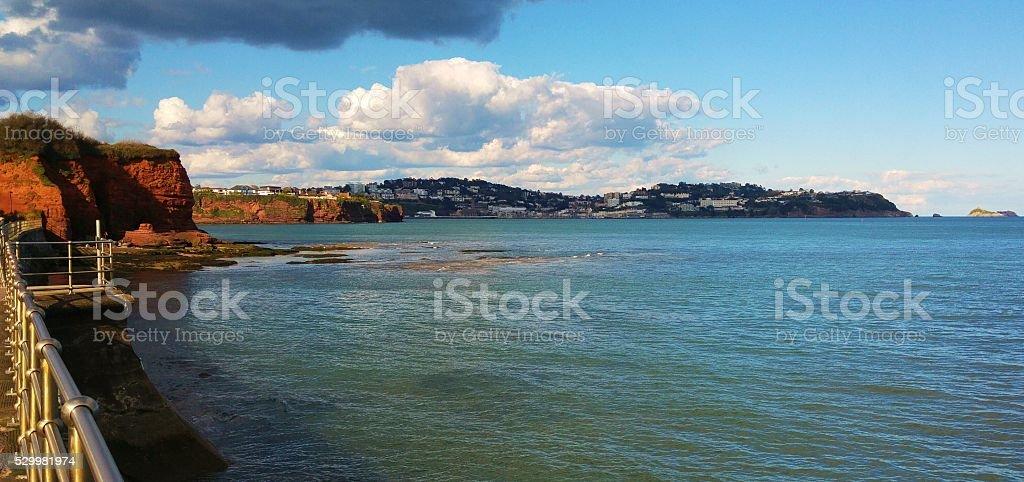 Torbay, England stock photo