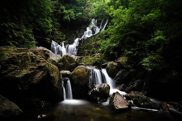 Torc Wasserfall, Killarney, Co, Kerry, Irland – Foto