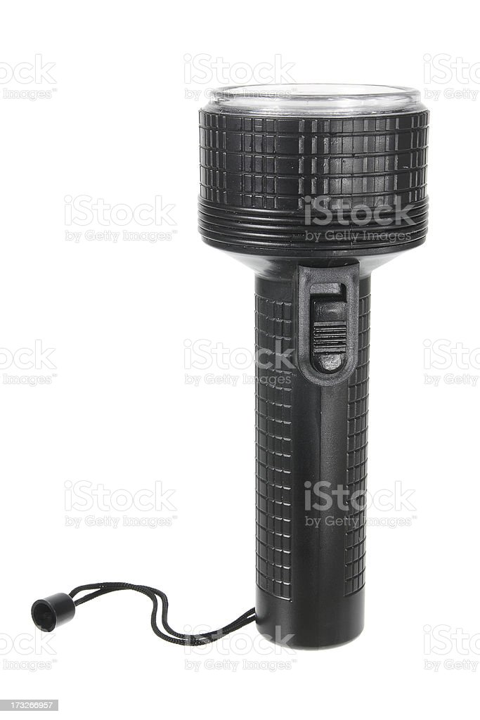 Torch Light royalty-free stock photo