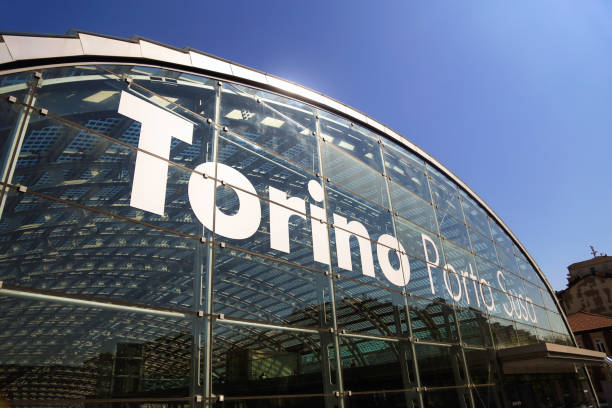 Best Torino Porta Susa Station Stock Photos, Pictures