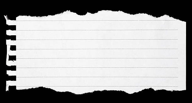 Royalty Free Lined Paper Pictures, Images And Stock Photos