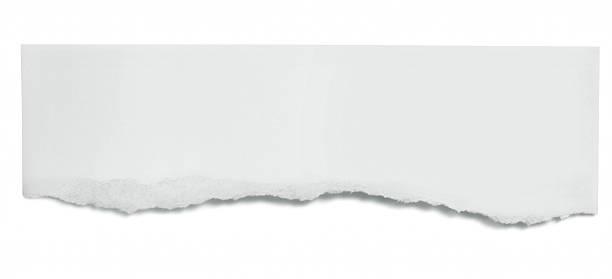Bannière de papier Déchiré - Photo