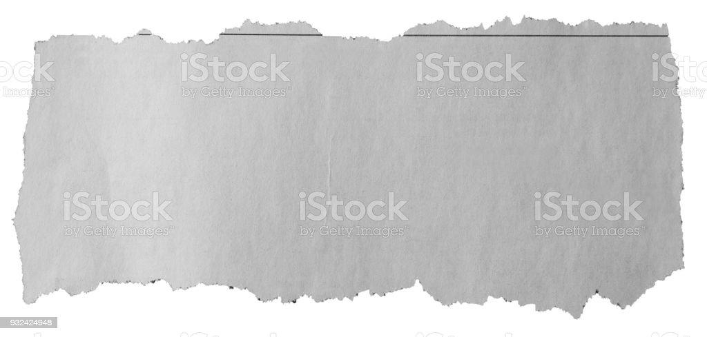 Zerrissen Papier  – Foto