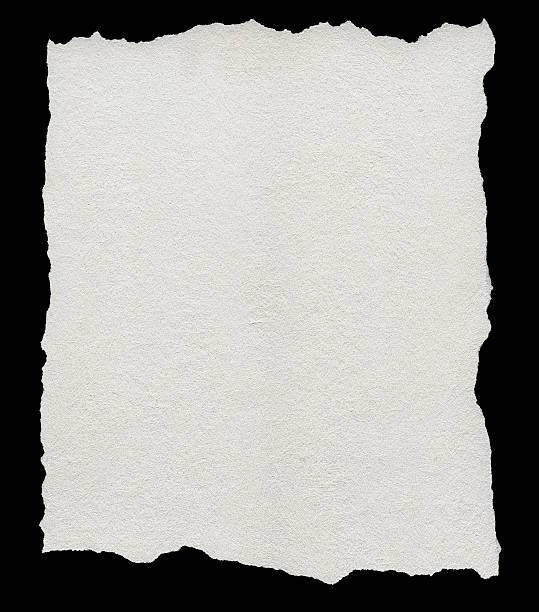 rasgado piezas - ripped paper fotografías e imágenes de stock