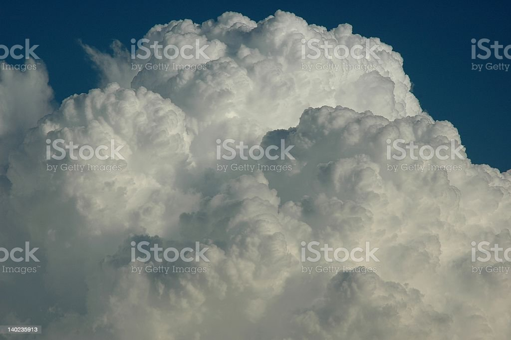 Tornado Below stock photo