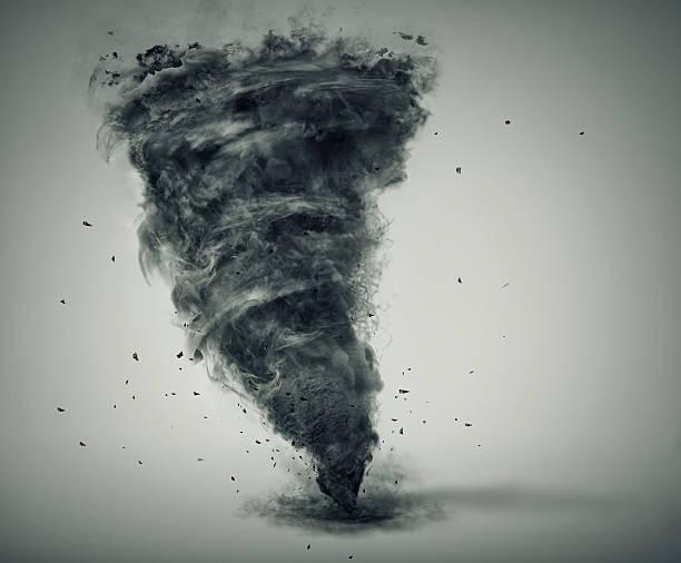 tornado de fundo simples - tornado - fotografias e filmes do acervo