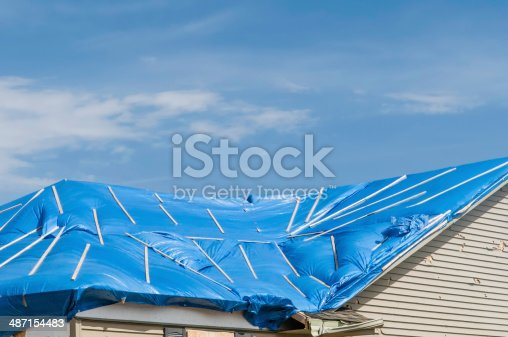 istock Tornado recovery 487154483
