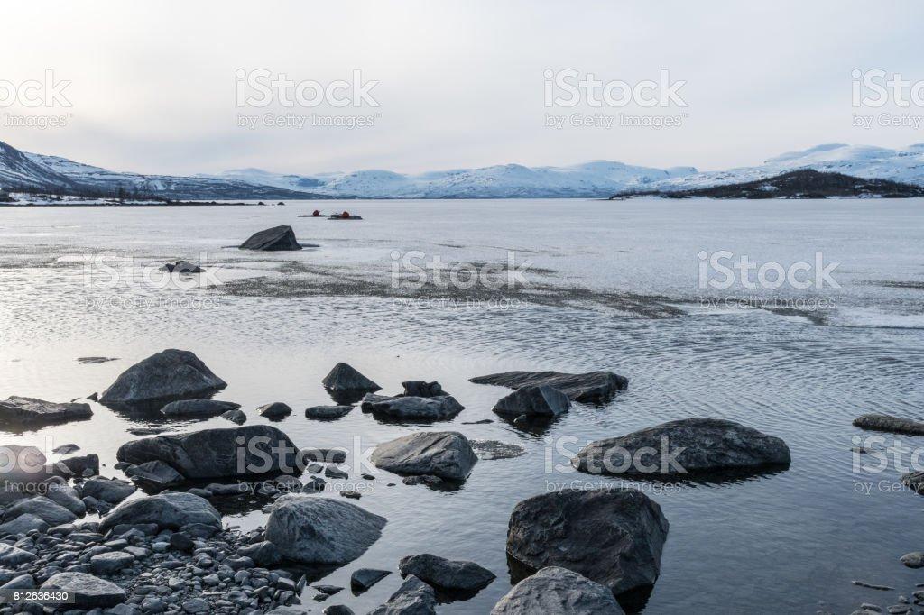 Torneträsk Shore – Foto