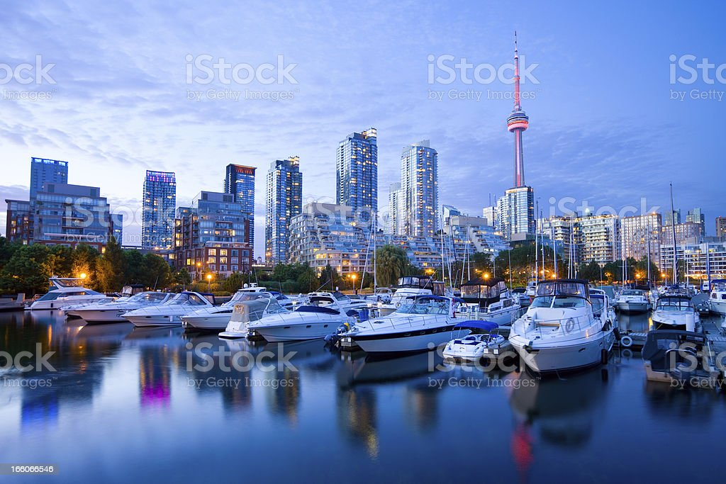 Toronto, Canada stock photo
