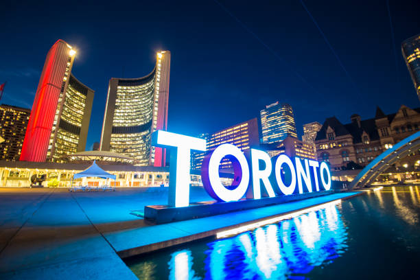 toronto canada - toronto stock pictures, royalty-free photos & images