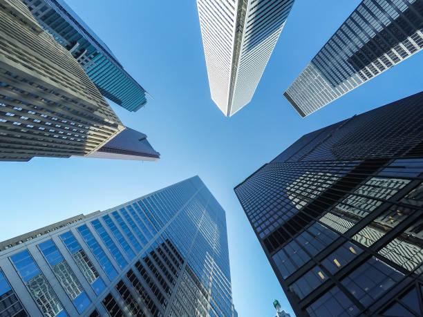 Toronto Downtown stock photo