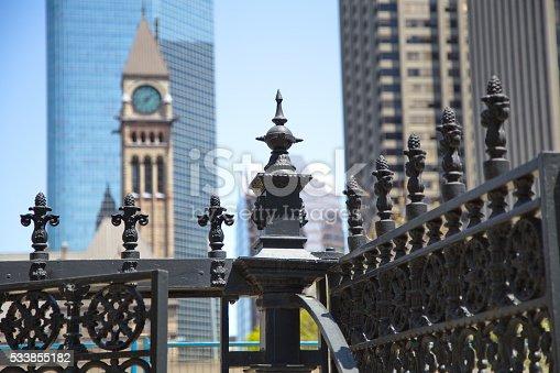587773316 istock photo Toronto downtown 533855182