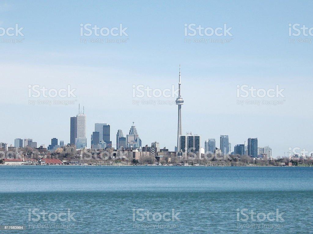 Toronto Lake 2007 stock photo