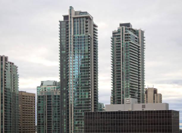 skyline von Toronto – Foto