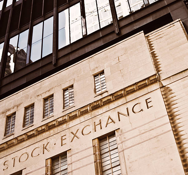 Toronto stock exchange (Up)