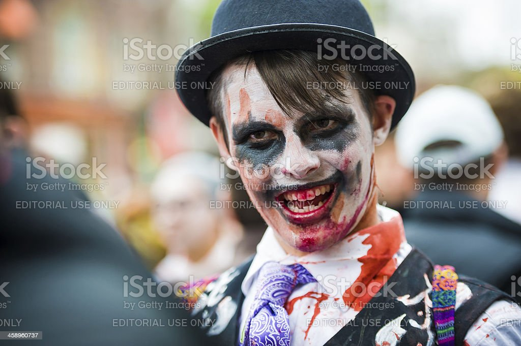 Toronto Zombie Walk 2011 royalty-free stock photo