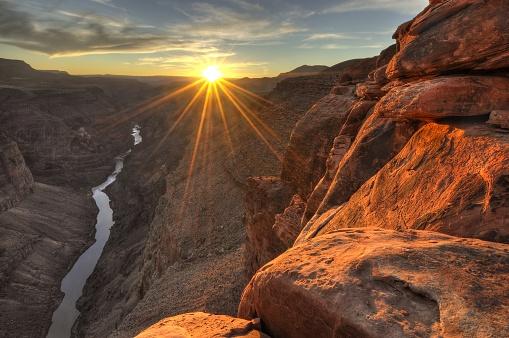 Grand Canyon National Park (North Rim), Arizona.