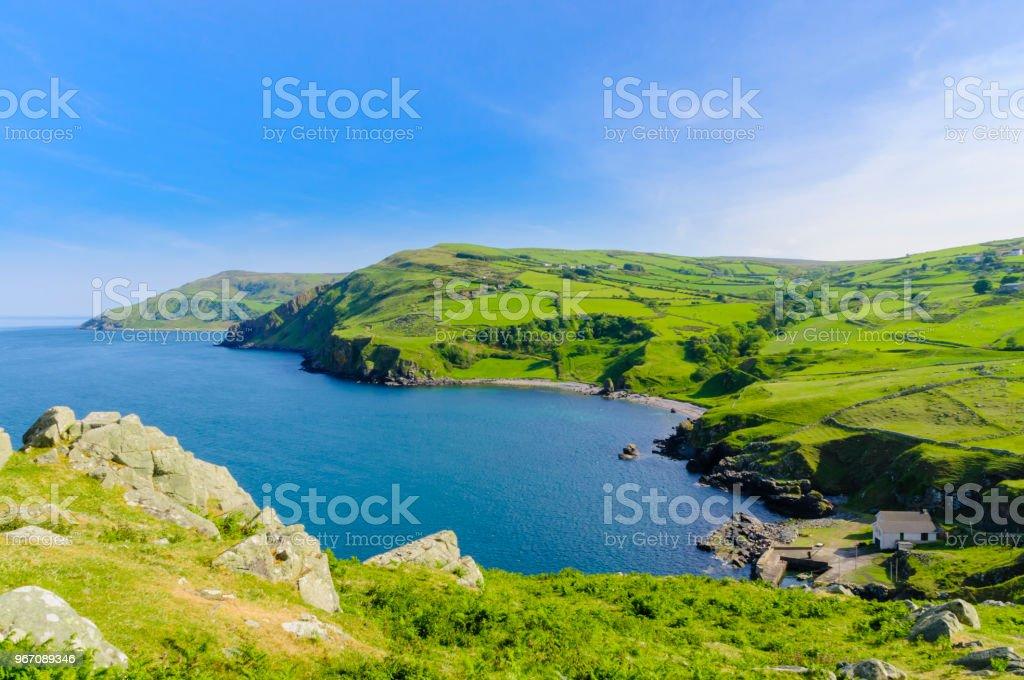 Torr Head auf dem Causeway Küstenstraße, County Antrim, Nordirland – Foto