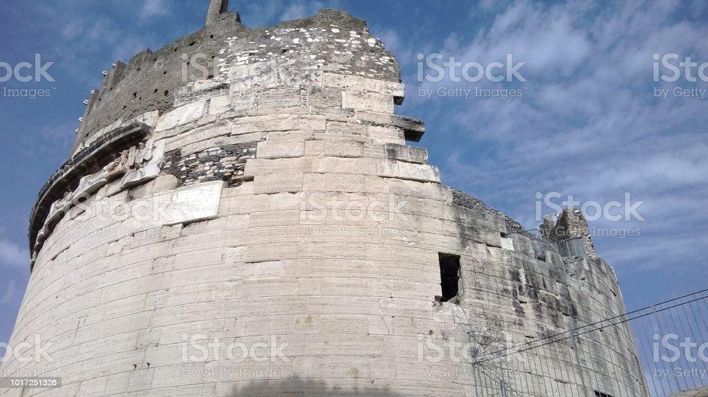 Torre Appia Antica - foto stock