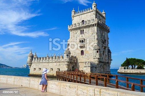 istock Torre de Belem. Lisboa. Belem Tower 499566792