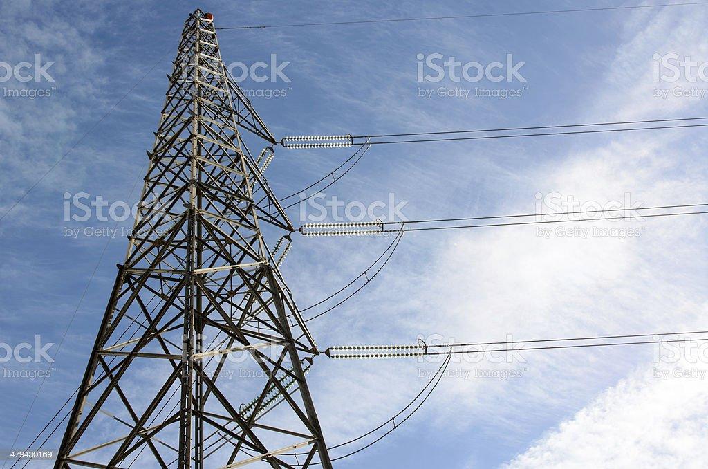 torre de luz stock photo