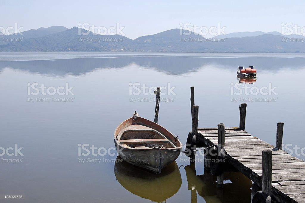Torre del Lago, Italy stock photo