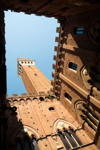 Torre del Mangia and Palazzo Pubblico