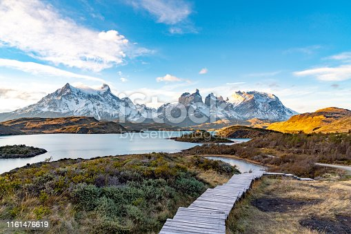 Torres del Paine National Park,Chile