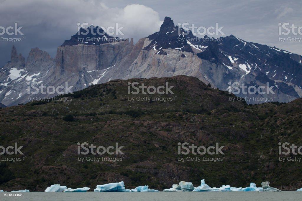 Torres del Paine foto