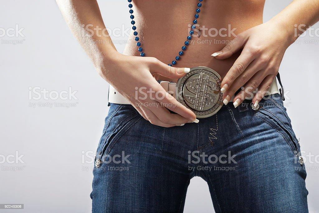 torso royalty-free stock photo
