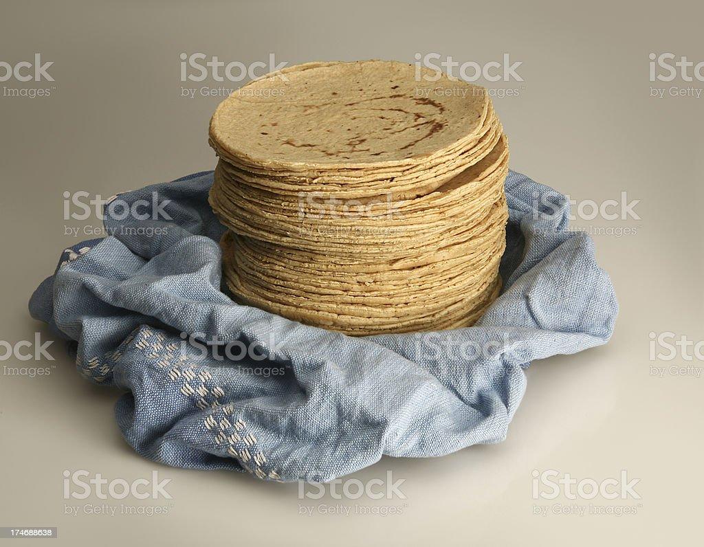 Tortillas royalty-free stock photo