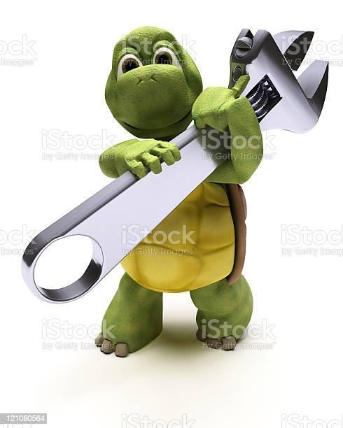 Tortoise with a spanner picture id121060564?b=1&k=6&m=121060564&s=612x612&h=d2wwpvn9zdmhi7uvoj31ixnmfws9mpzhd187x6bqnkq=