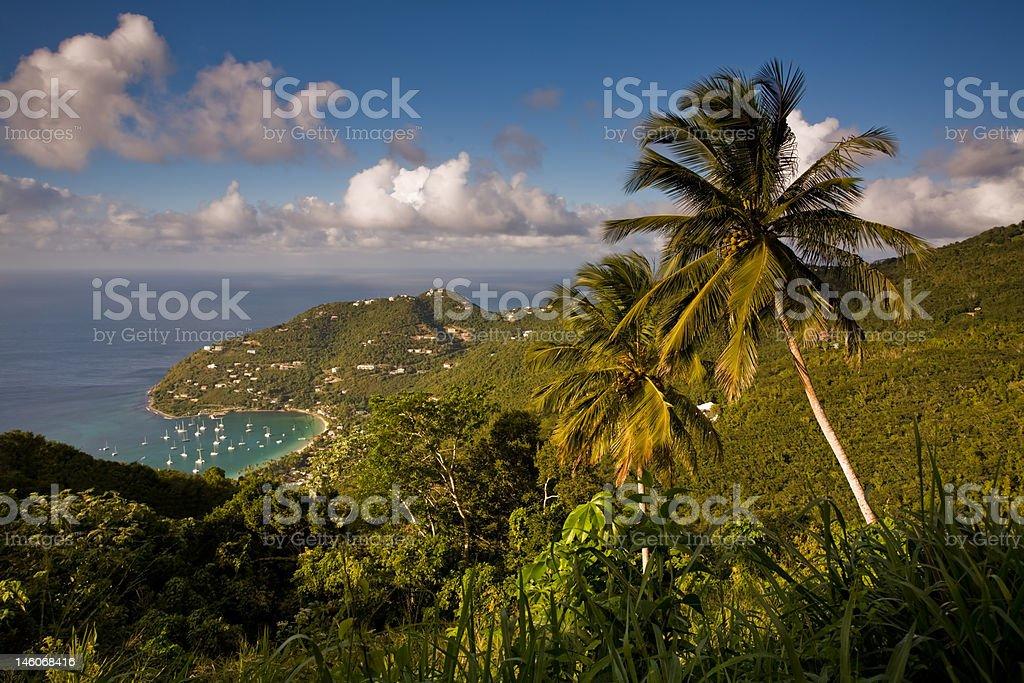 Tortola Explorations stock photo