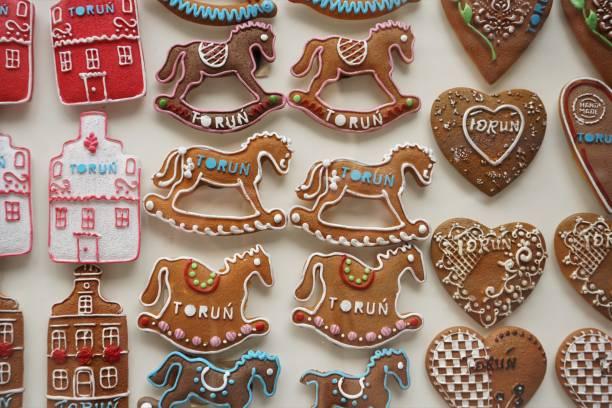 Torun - Tourist Souvenirs stock photo