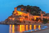 istock Tossa de Mar on the Costa Brava, Catalunya, Spain 508510178