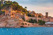 istock Tossa de Mar on the Costa Brava, Catalunya, Spain 508762108