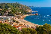istock Tossa de Mar on the Costa Brava, Catalunya, Spain 508946518