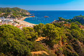 istock Tossa de Mar on the Costa Brava, Catalunya, Spain 508946894