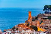 istock Tossa de Mar on the Costa Brava, Catalunya, Spain 509301682