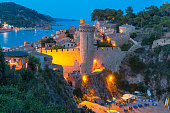 istock Tossa de Mar on the Costa Brava, Catalunya, Spain 509718460