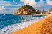 istock Tossa de Mar on the Costa Brava, Catalunya, Spain 509720444