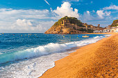 istock Tossa de Mar on the Costa Brava, Catalunya, Spain 509732932