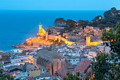 istock Tossa de Mar on the Costa Brava, Catalunya, Spain 510565286