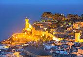 istock Tossa de Mar on the Costa Brava, Catalunya, Spain 510574246