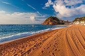 istock Tossa de Mar on the Costa Brava, Catalunya, Spain 520710880