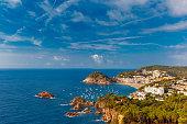 istock Tossa de Mar on the Costa Brava, Catalunya, Spain 520715620