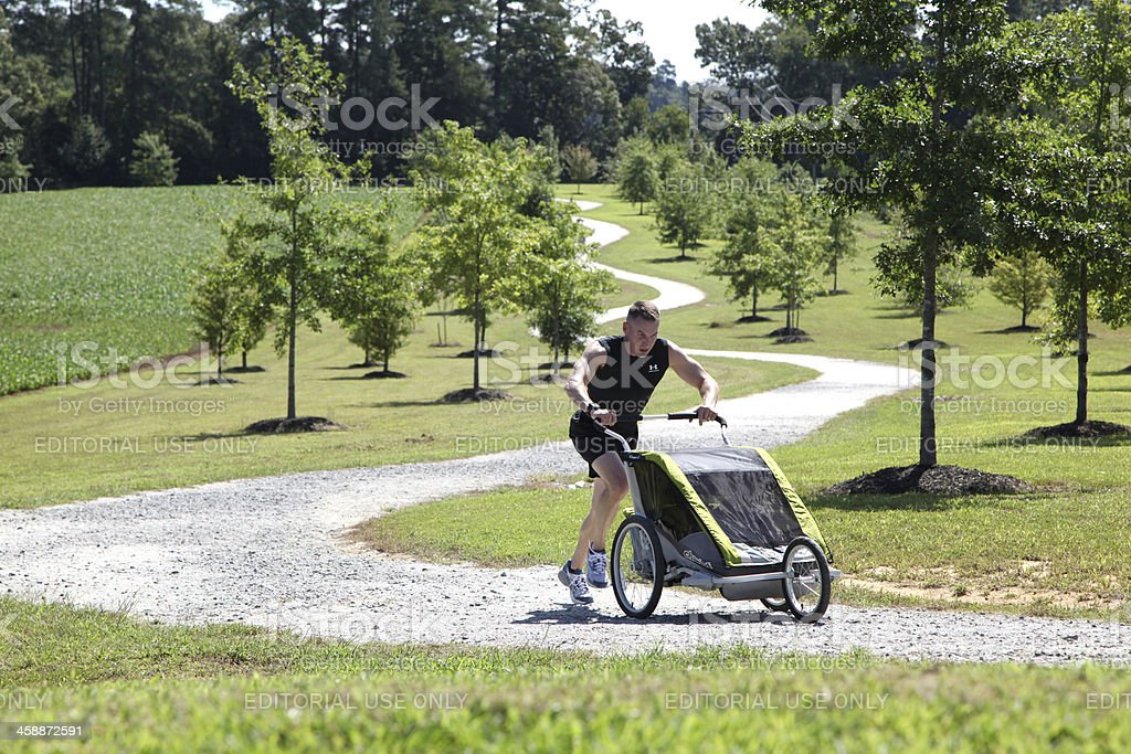 Total Fitness royalty-free stock photo