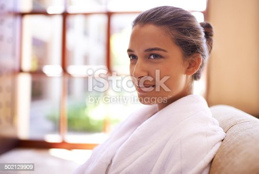 istock Total relaxation at the spa 502129909