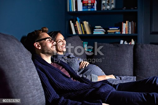 istock Totally content with time together 602323252